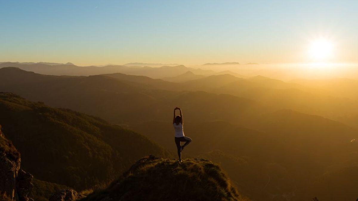 ¿Cómo te ayuda el yoga a encontrarte?