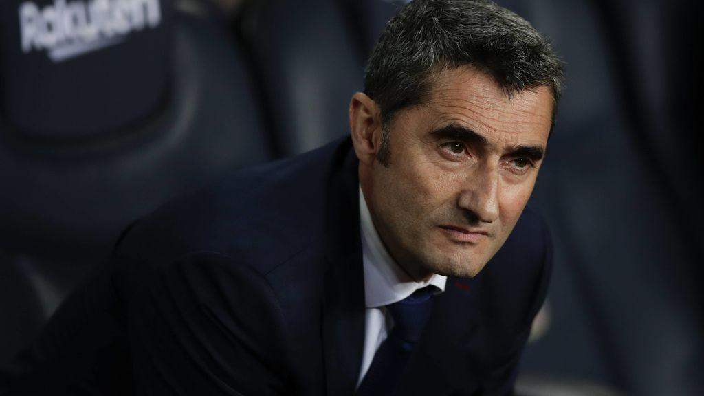 Valverde seguirá como entrenador del Barcelona la próxima temporada
