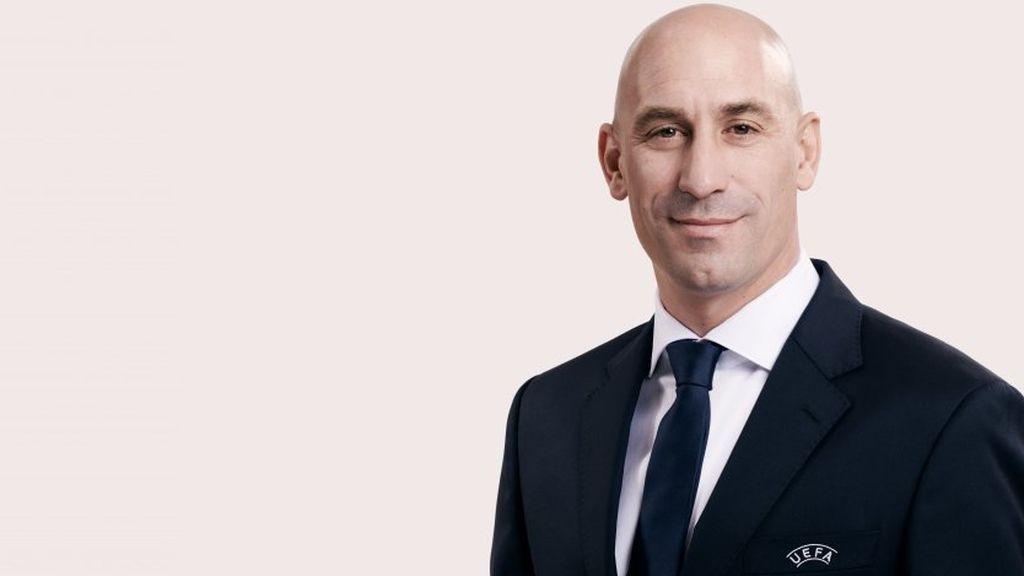 Luis Rubiales, elegido Vicepresidente de la UEFA por unanimidad