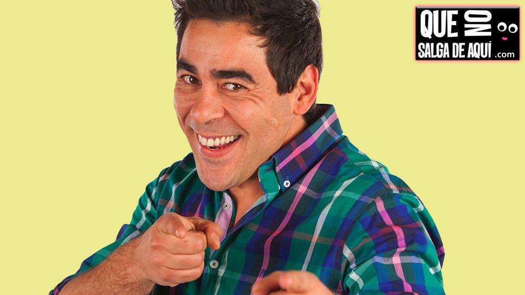 Pablo Chiapella confiesa:  lo más raro que le pasó con un vecino real y su cameo soñado en LQSA