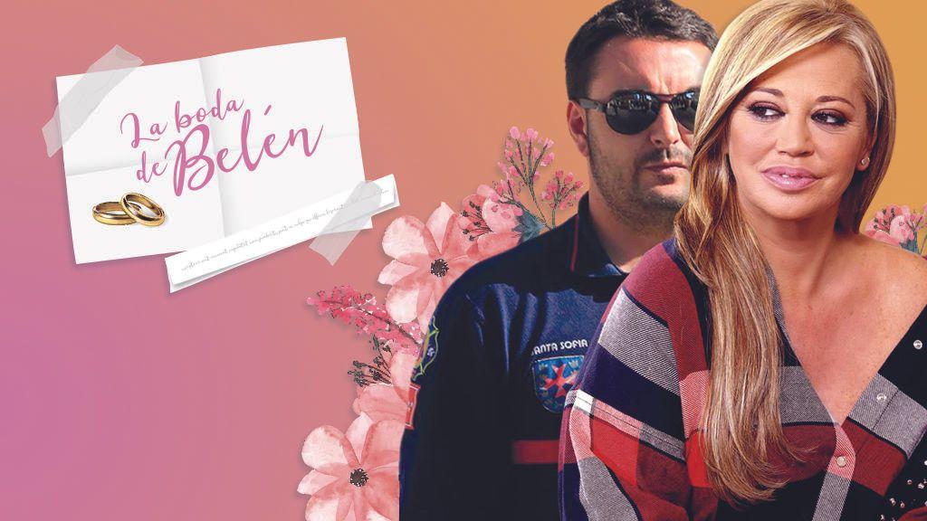 Las claves de la historia de amor de Belén y Miguel: De su casual inicio a su crisis y su 'sí, quiero'