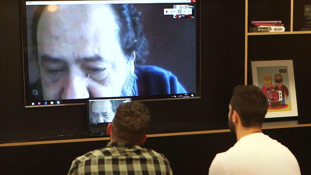 Felipe Carvajal, padre del sospechoso del crimen de Godella.