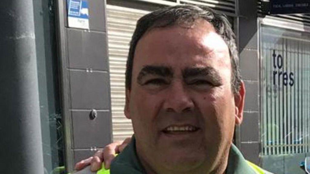 Un guardia civil muere atropellado en Cádiz por los ocupantes de un vehículo cargado de hachís