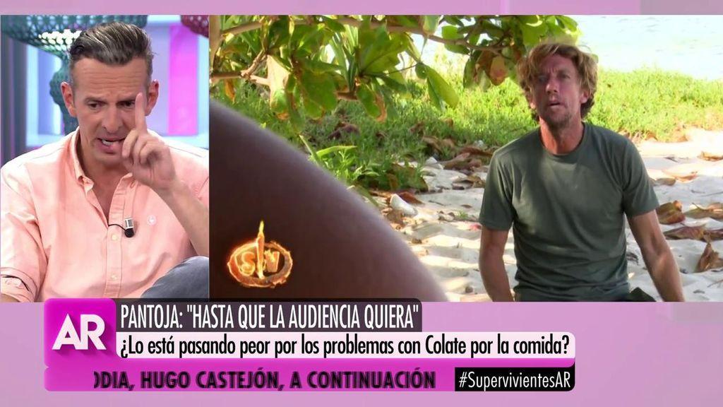 "La apuesta de Joaquín Prat: ""Pantoja abandonará"""