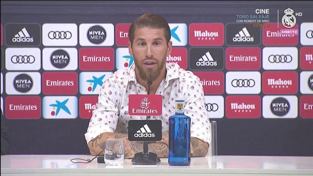 """Sergio Ramos: """""""