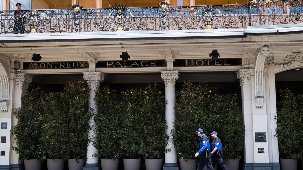 Hotel Fairmont Le Montreux Palace a Montreux (Svizzera)