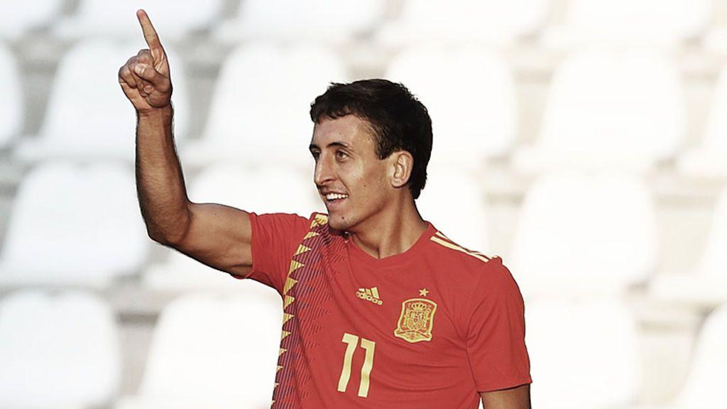 Oyarzabal, Ceballos, Fabián... la lista completa de España para el Europeo sub-21 de Italia
