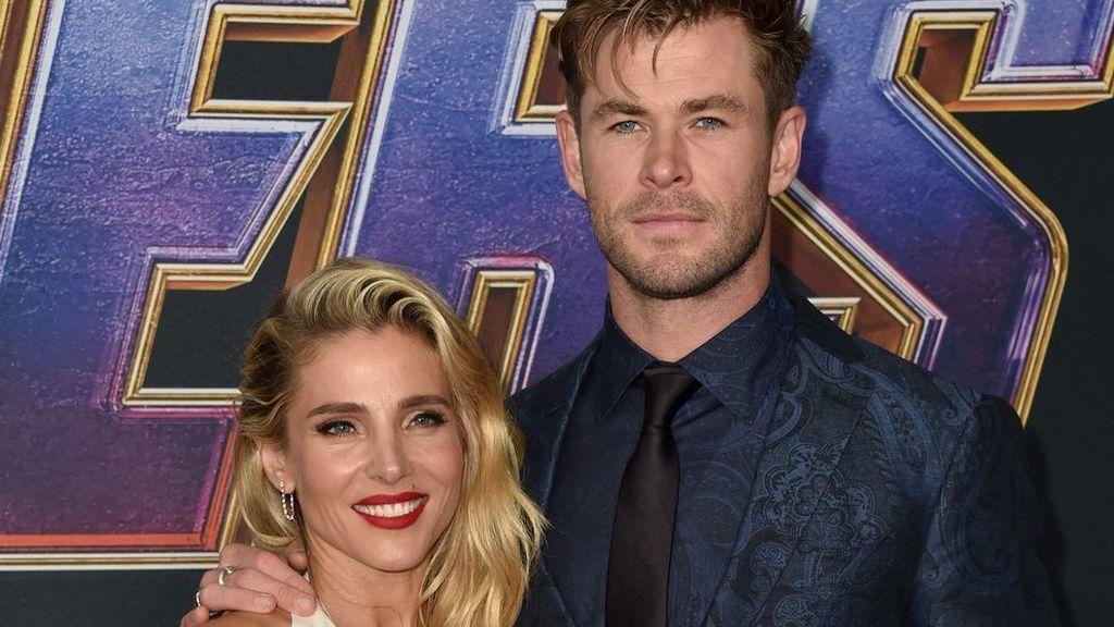 """Chris Hemsworth, sobre la mansión que va a estrenar con Pataky y familia: """"Ha sido interesante decidir la grifería"""""""