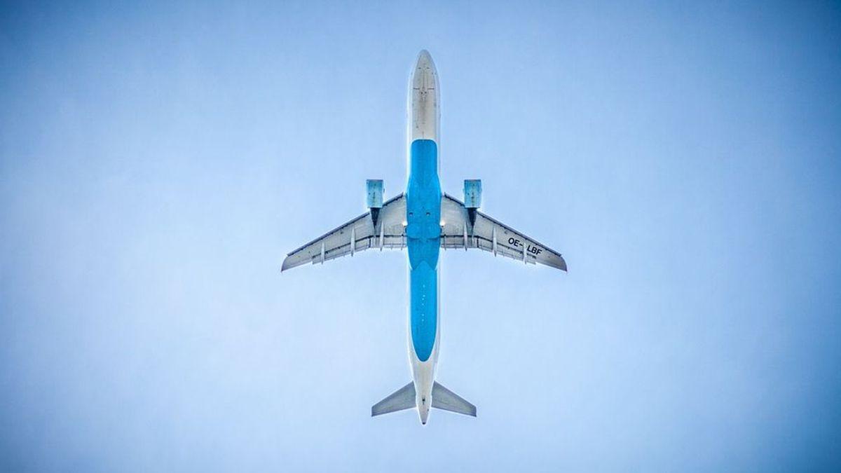 Momentos de tensión en pleno vuelo Berlín a Mallorca