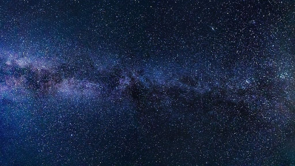 Una extraña galaxia se aproxima peligrosamente a la Vía Láctea