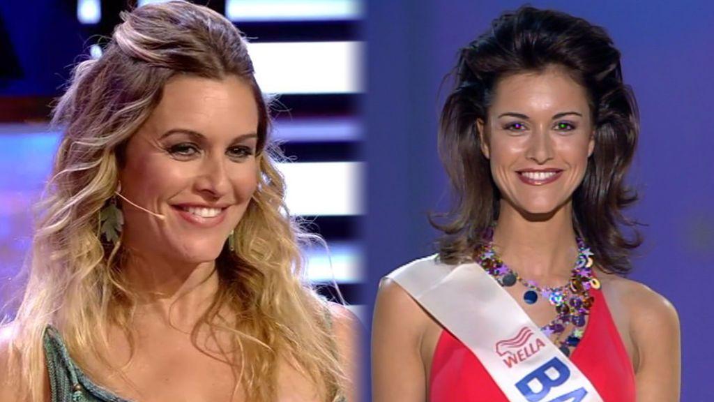 El paso de Mayte Medina por 'Miss España 2004'