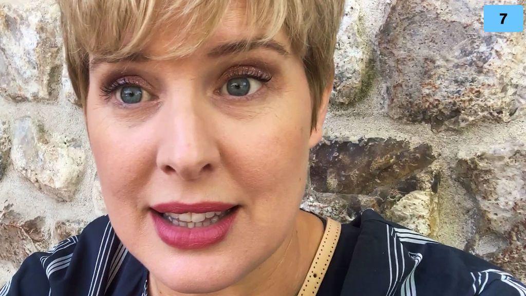"""Tania Llasera se cansa y responde: """"El nacionalismo se cura viajando"""""""