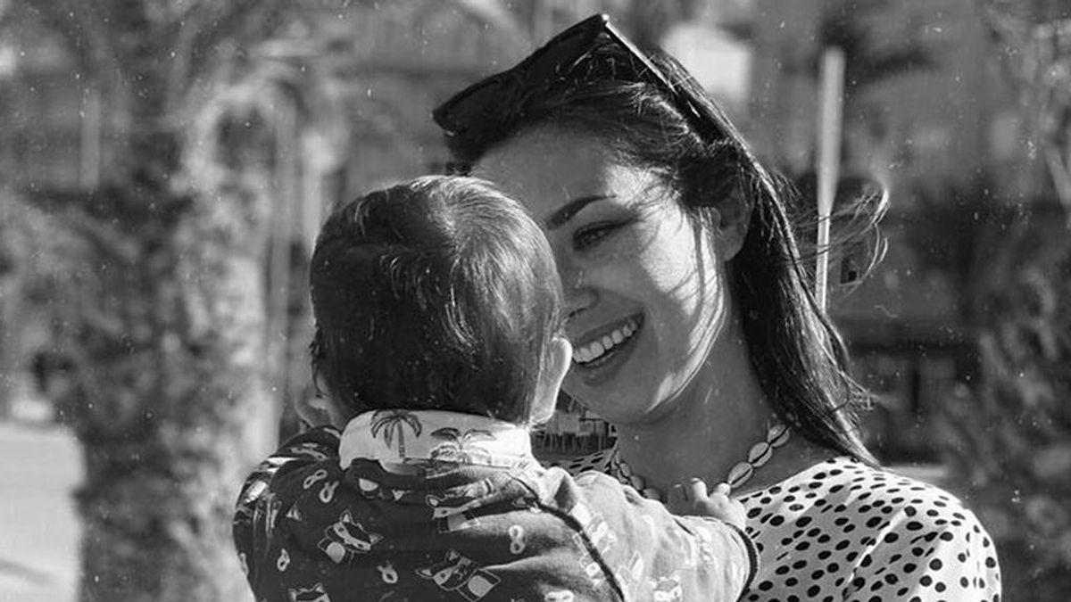 """""""Qué rápido se me han pasado"""": La emotiva carta a su hijo Jon con la que Dafne Fernández celebra sus nueve meses"""