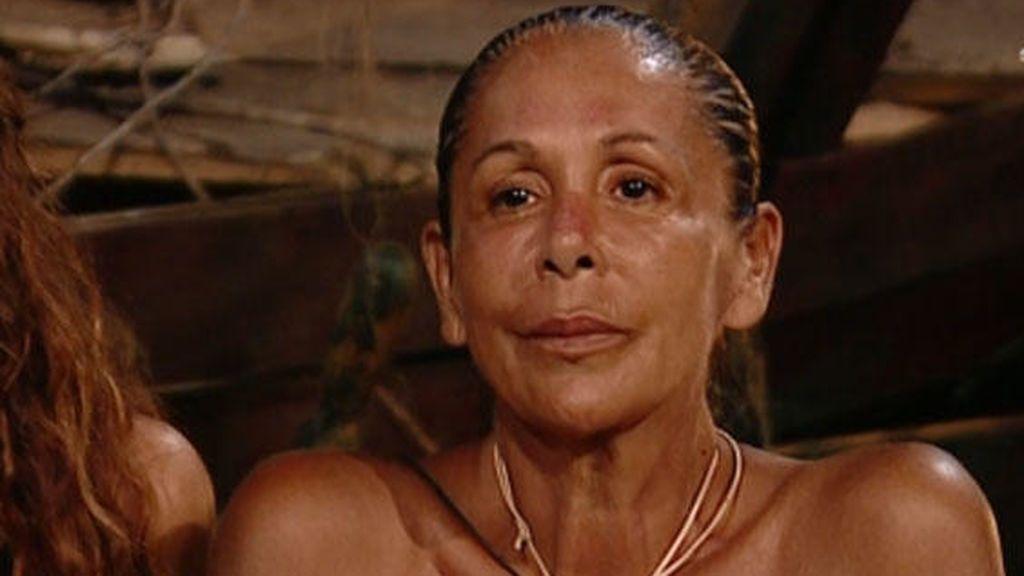 Todas las veces que todos hemos sido como Isabel Pantoja en 'Supervivientes'