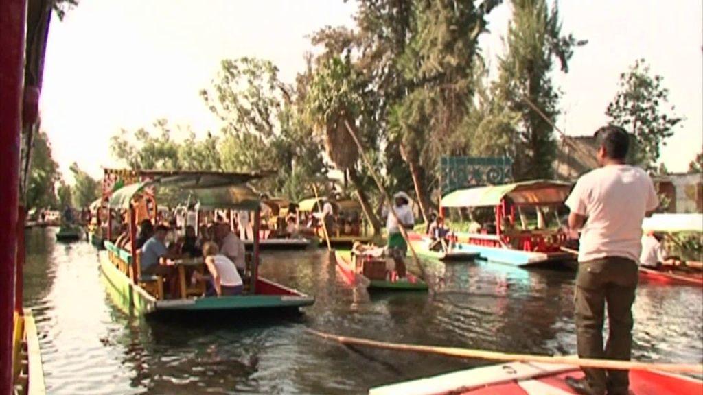 Lo mejor de México, la ruta del atún de Cadiz y The Pink Floyd Exhibition