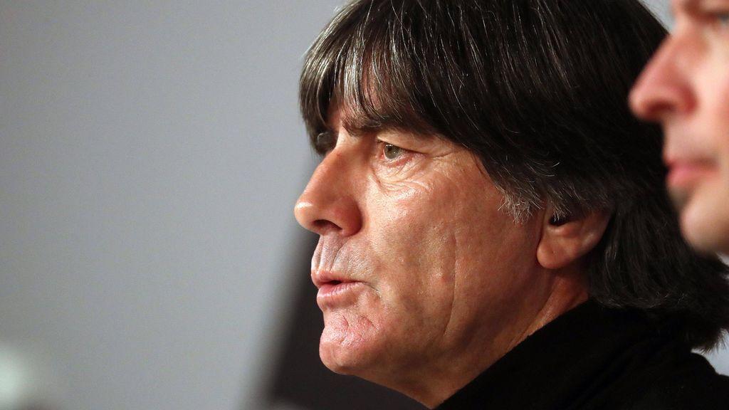El seleccionador de Alemania fue hospitalizado y no dirigirá las Eliminatorias