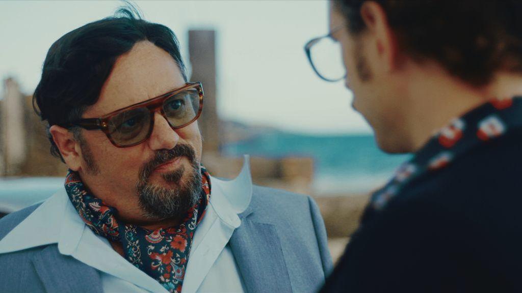 Pepón Nieto, actor invitado en 'Brigada Costa del Sol'