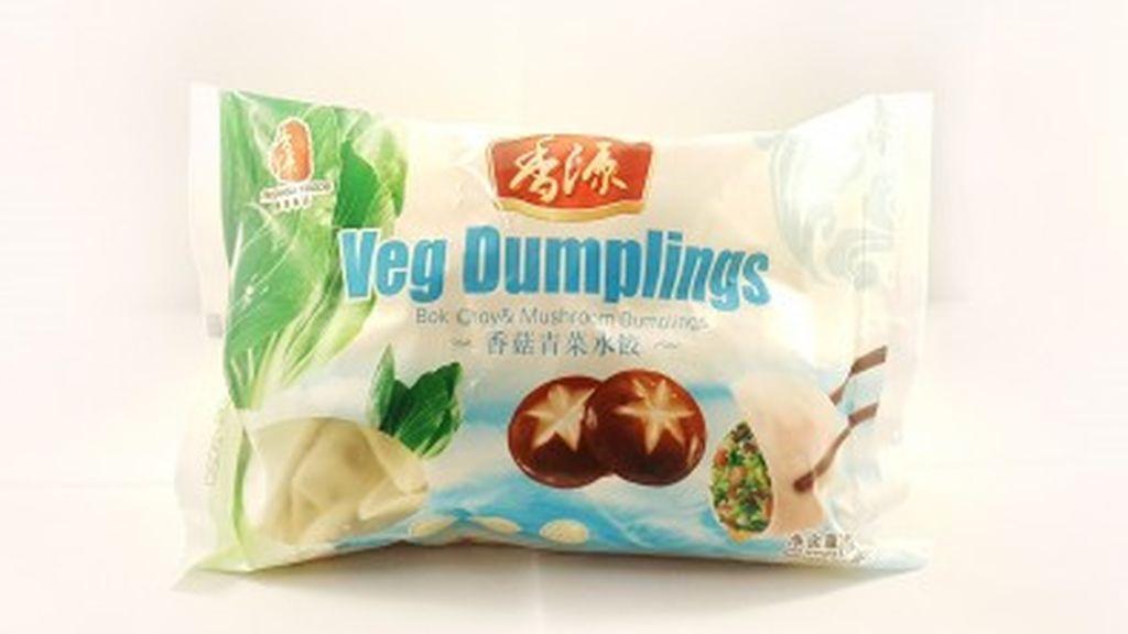 Sanidad alerta de la presencia de crustáceos no etiquetados en una comida china