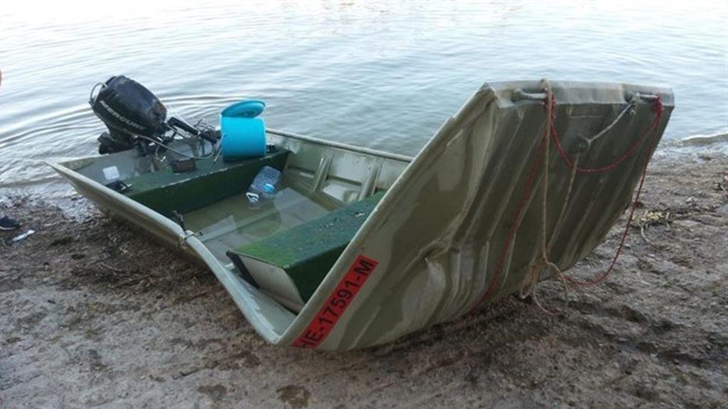 Buscan a dos personas desaparecidas en el pantano de Mequinenza (Zaragoza) tras el choque de dos embarcaciones