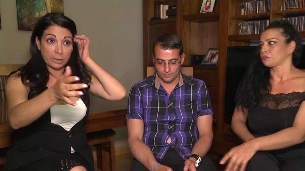 El otro drama de Las Azúcar: el reencuentro familiar con su sobrino tras años sin verse