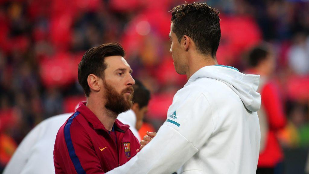 """Messi reconoce que echa de menos a Cristiano Ronaldo: """"Lo extraña toda la liga"""""""