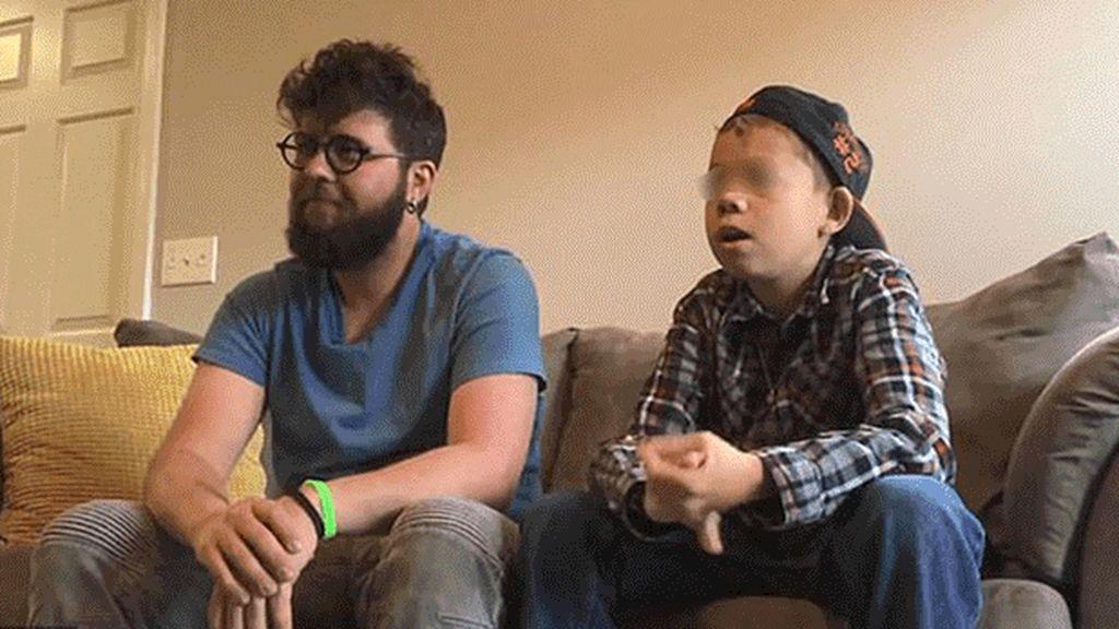 La conmovedora historia del alumno adoptado por su profesor para que consiga un trasplante de riñón