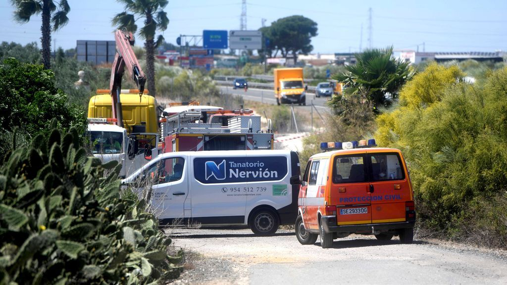 Impactántes imágenes del estado del coche accidentado en el que ha perdido la vida José Antonio Reyes