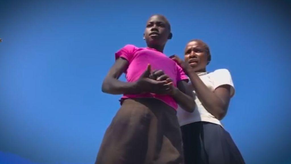 15 euros, el precio de una mujer en Uganda