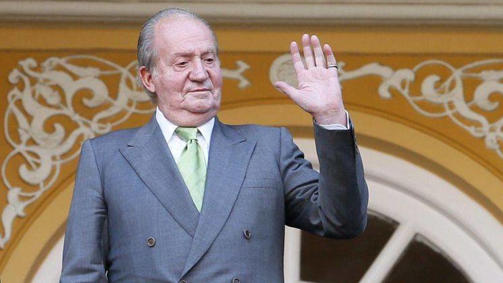 El rey Juan Carlos I se despide de la actividad institucional