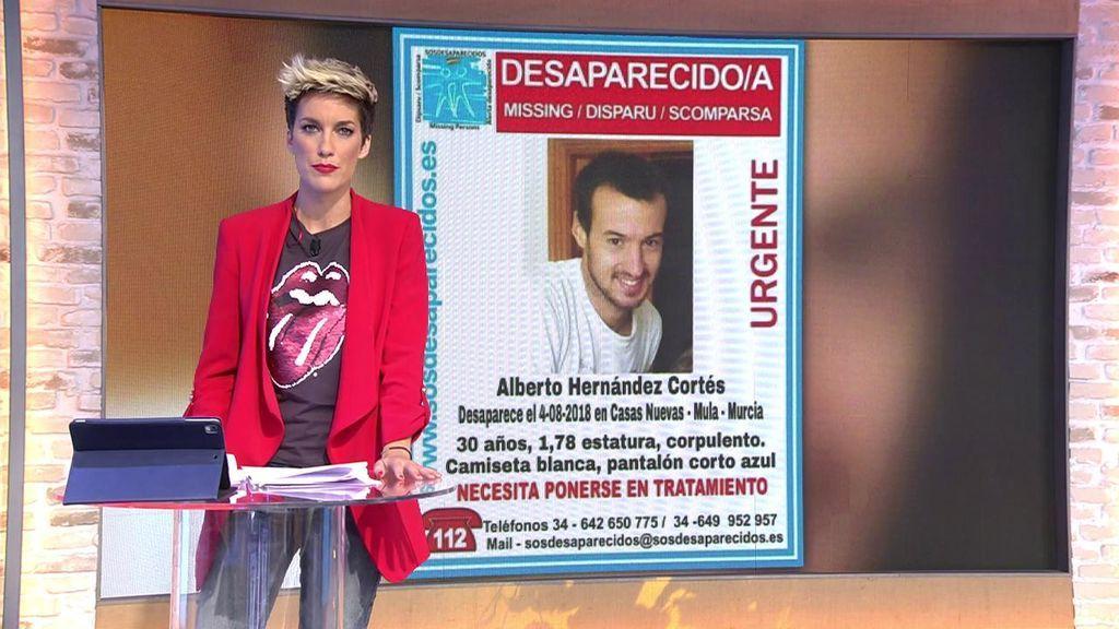 Las claves de la desaparición de Alberto en Murcia