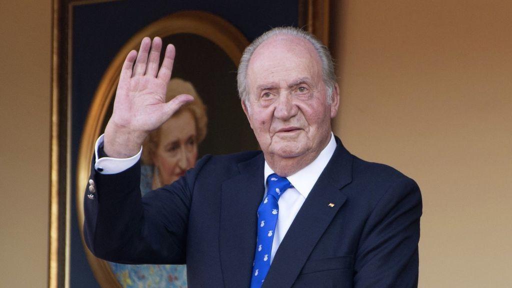 El Rey Juan Carlos I abandona la actividad institucional en una corrida de toros en Aranjuez