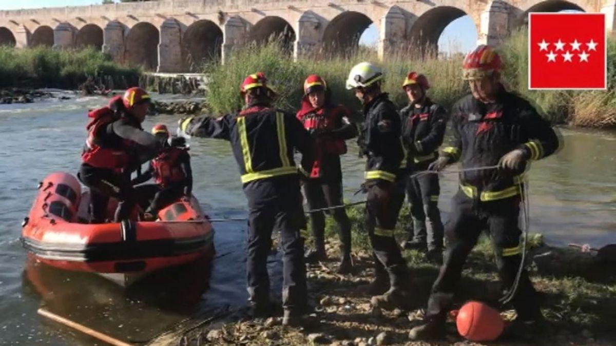 Muere ahogado un hombre de 37 años mientras se bañaba en el río Jarama