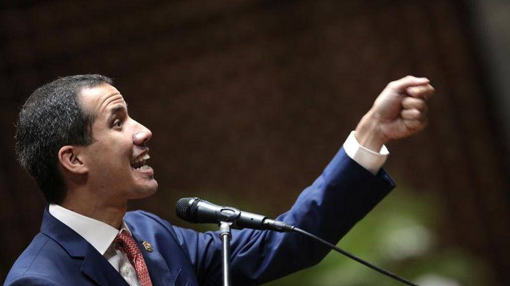 Juan Guaidó afirma que el Gobierno de Maduro llegará a su fin en 2019