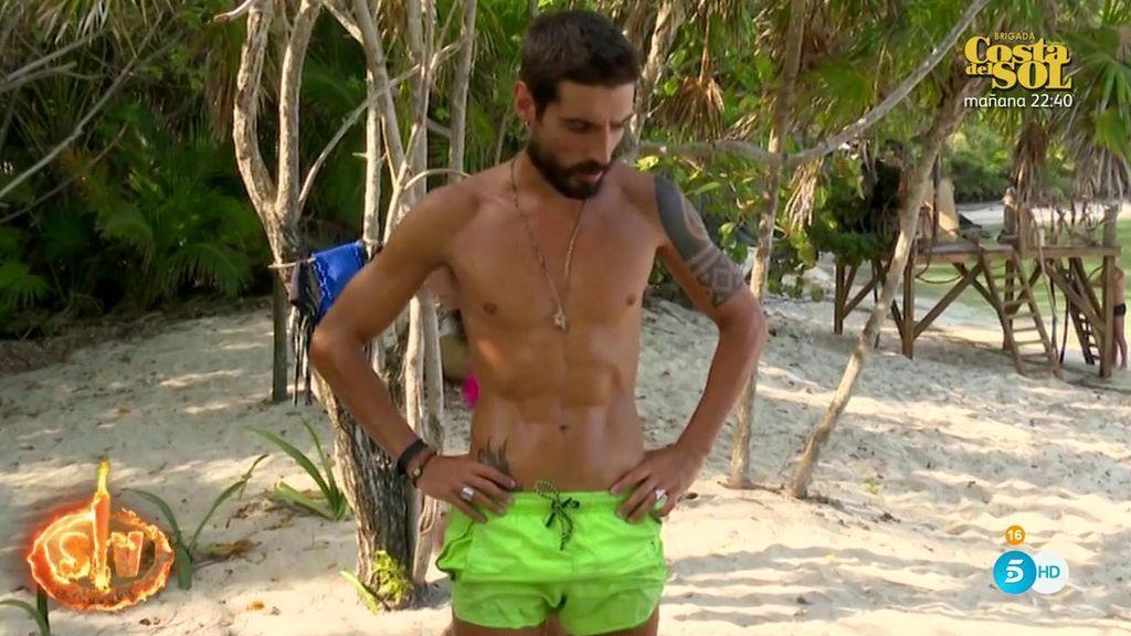 La audiencia cree que Fabio no debería intervenir en las discusiones de Violeta y Dakota