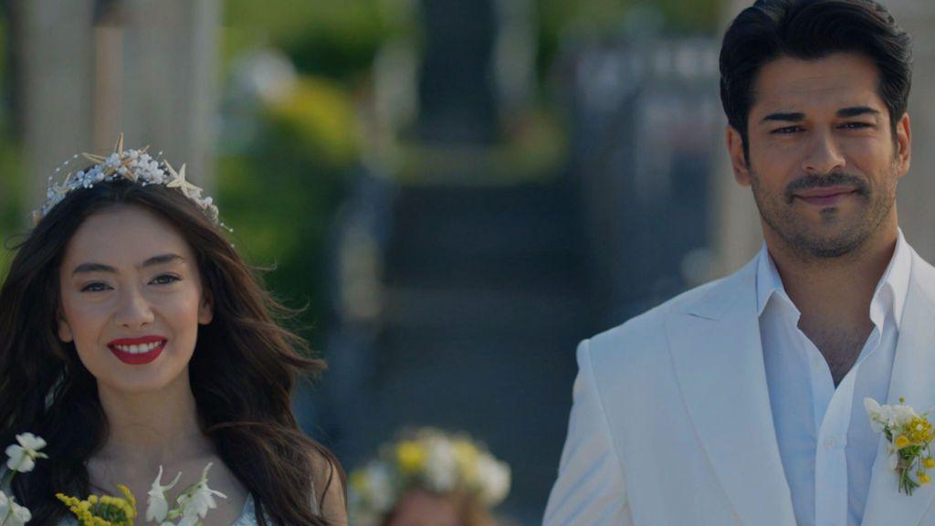 Nihan y Kemal se casan