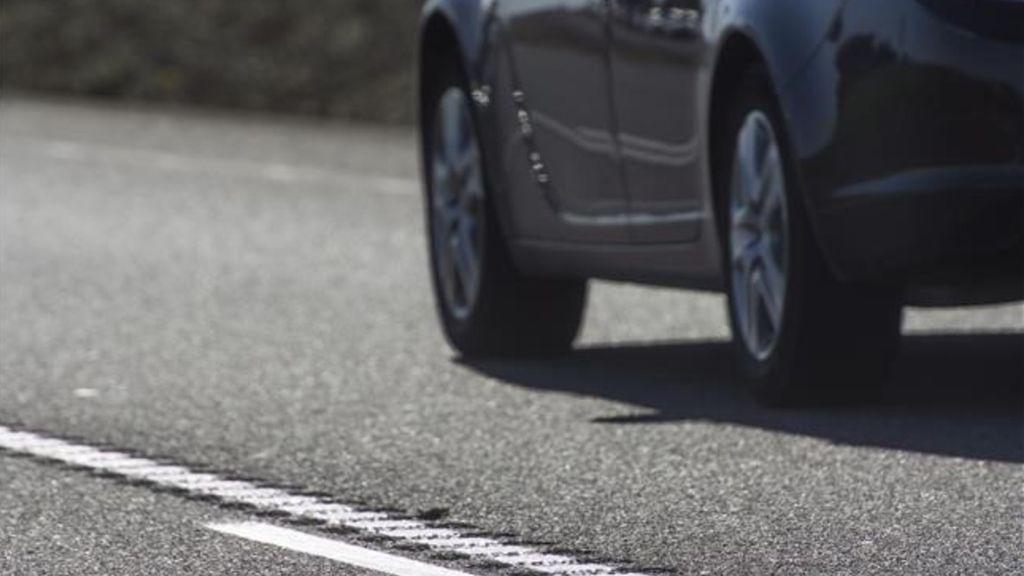 Seis personas resultan heridas de diversa consideración en una colisión múltiple en la autopista de Tenerife