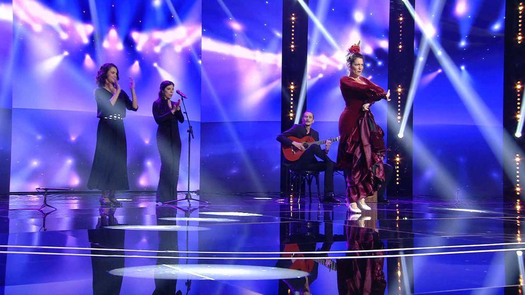 Rocío Madrid sorprende con su talento vip: el flamenco