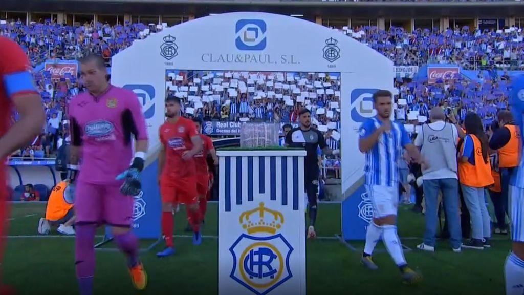 Hércules-Logroñés y Cartagena-Ponferradina completan las eliminatorias de fase de ascenso a Segunda División