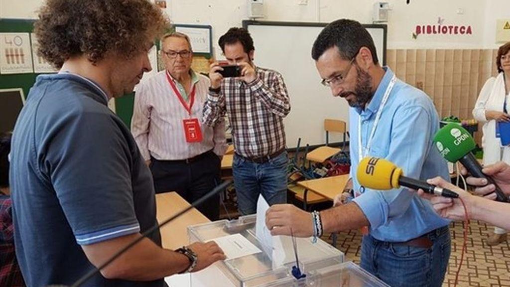 El alcalde de La Línea (Cádiz) quiere un referéndum para convertirse en ciudad autónoma