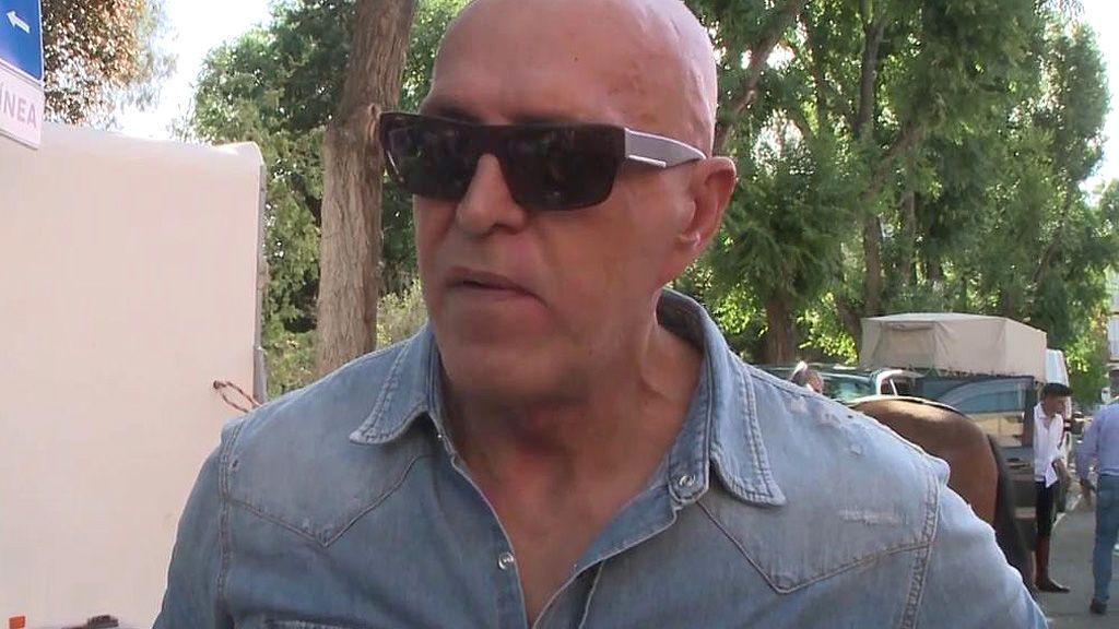 Kiko Matamoros responde al PoliDeluxe de Tony Spina