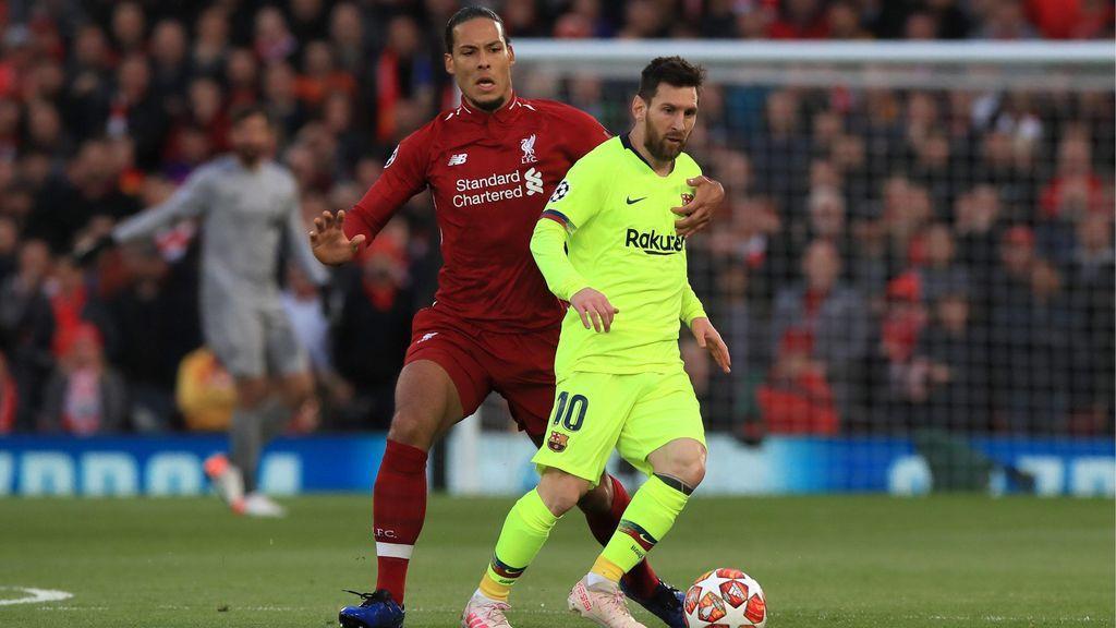 ¿Quién debe ganar el Balón de Oro: Messi o Van Dijk?