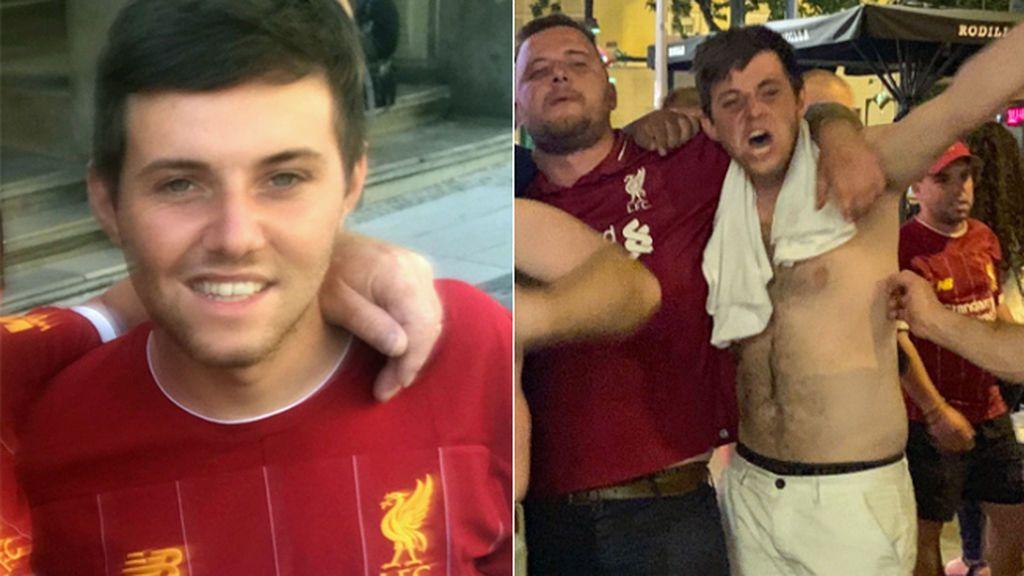 El aficionado del Liverpool 'desaparecido' en Madrid desde el sábado está detenido por la Policía Nacional