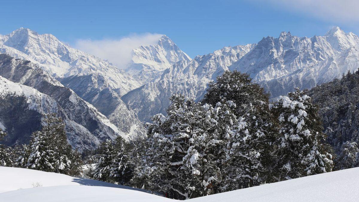 Encontrados cinco cuerpos de los ocho desaparecidos en el pico Nanda Devi del Himalaya