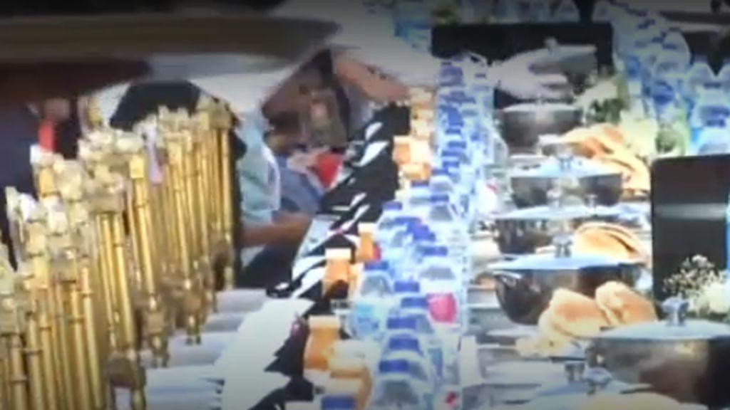 Egipto, a por el guinness con el mayor iftar, la comida del fin del Ramadánre