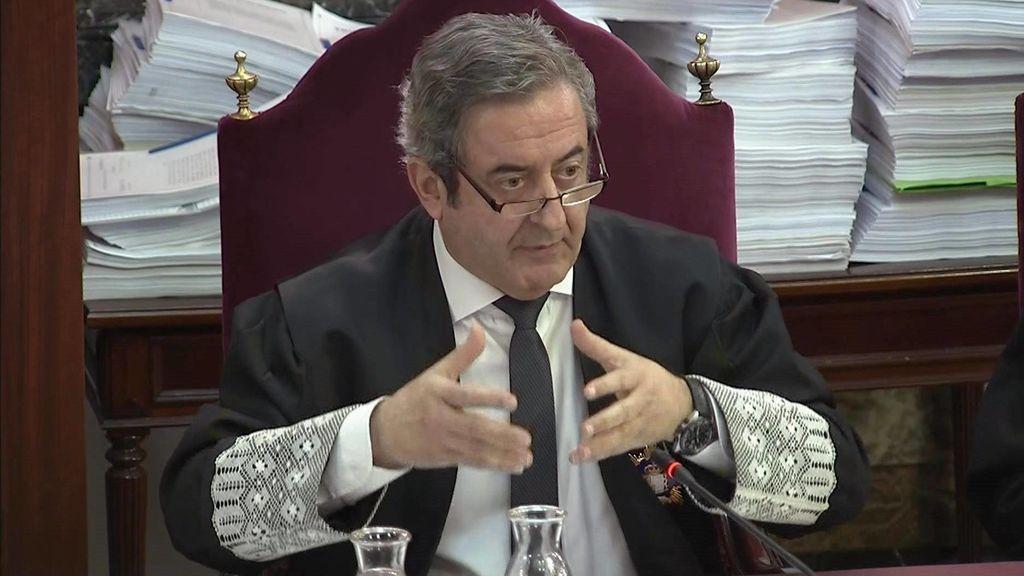 """La fiscalía acusa a Junqueras de ser el """"motor de la rebelión"""" en el """"golpe de Estado"""" en Cataluña"""