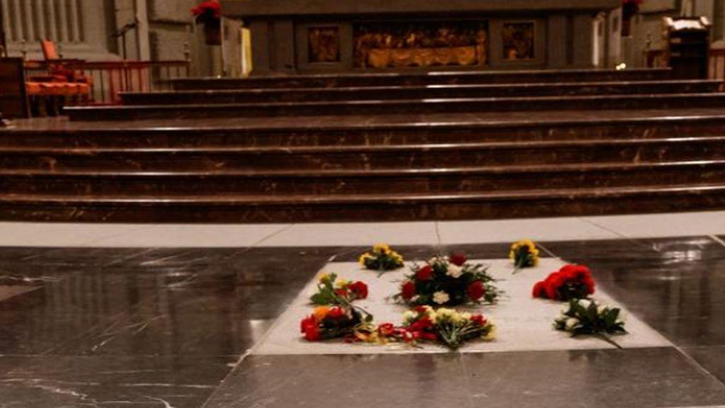 El Supremo suspende cautelarmente la exhumación de Franco
