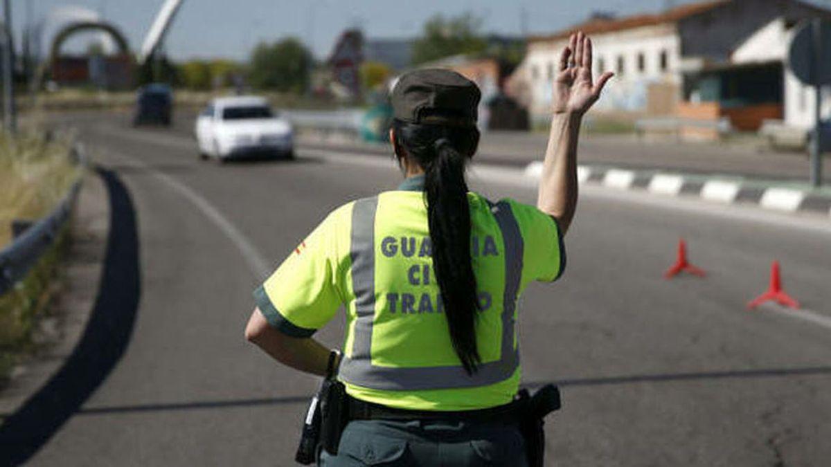 Detenido un conductor temerario que sembró el pánico en una carretera de Cádiz