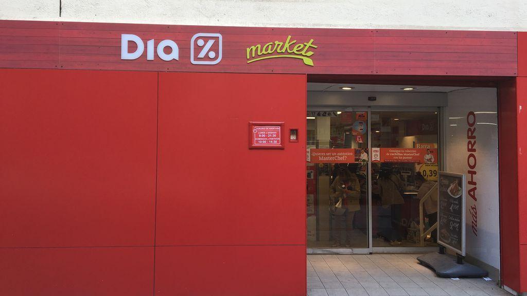 La falta de compradores provoca el cierre de 219 supermercados Día tras el ERE