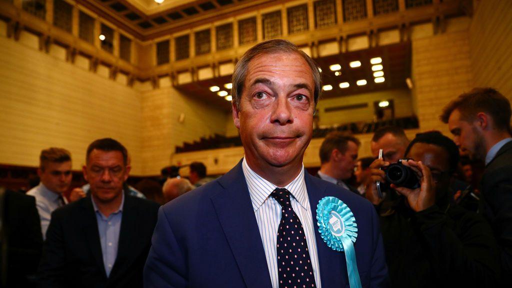 Nigel Farage: el favorito a Primer Ministro según las encuestas que defiende la terapias de conversión para homosexuales