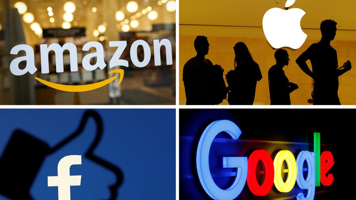 EEUU abrirá una investigación contra las principales empresas tecnológicas